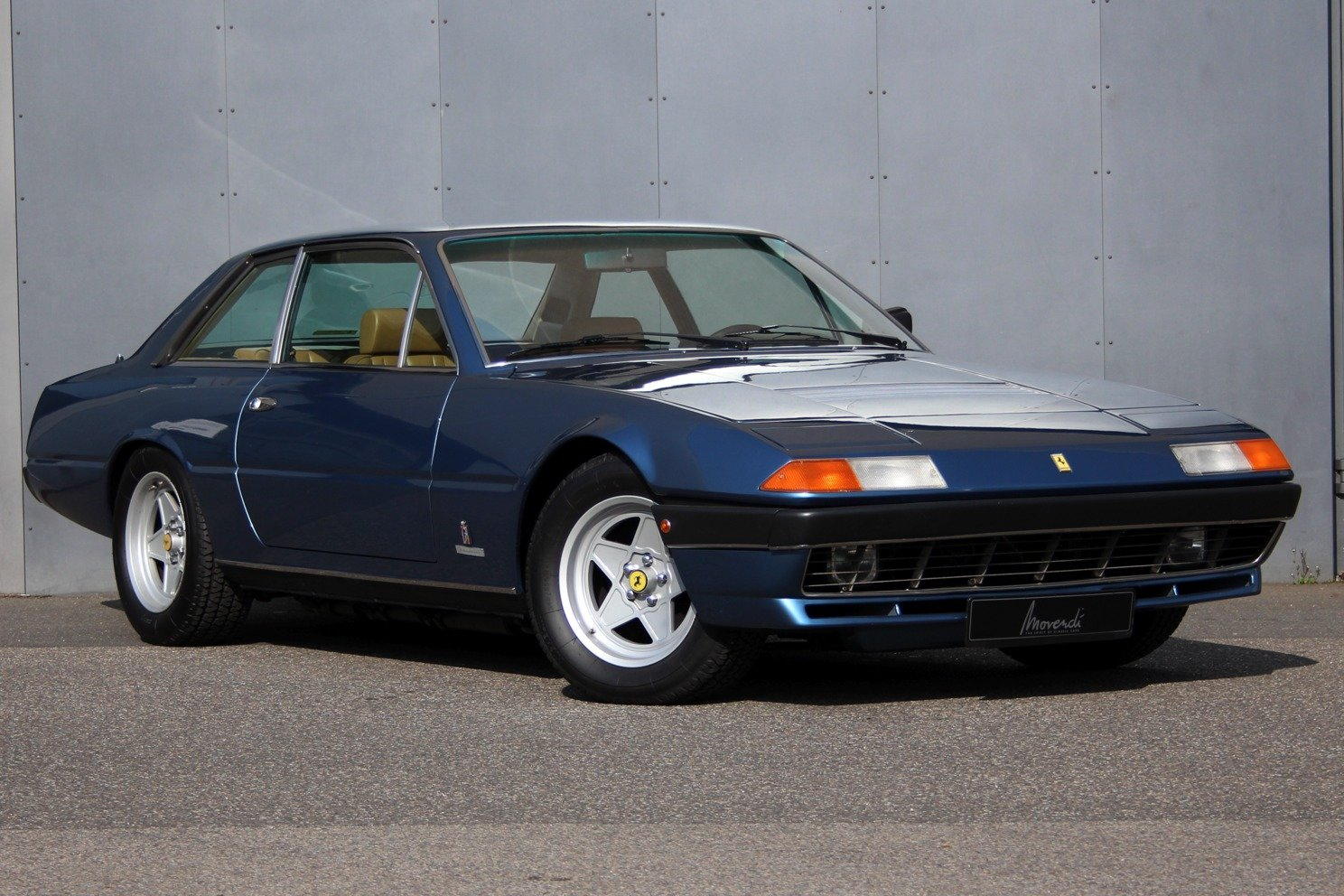 1981 Ferrari 400i LHD For Sale (picture 1 of 6)