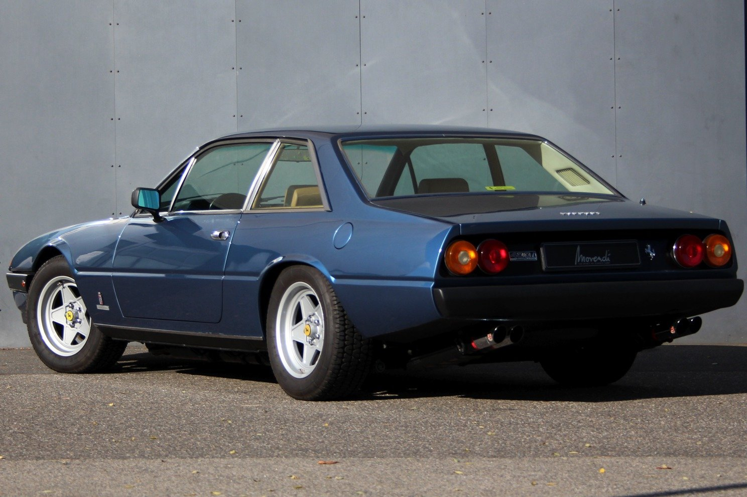 1981 Ferrari 400i LHD For Sale (picture 2 of 6)