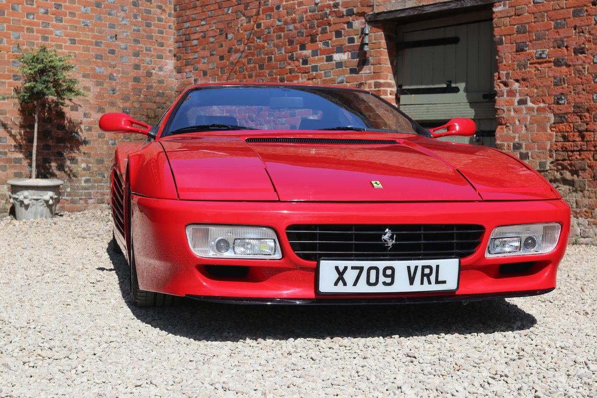 2000 Ferrari 512 TR  For Sale (picture 1 of 5)