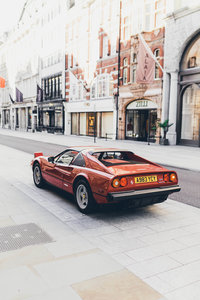 1984 Rosso Red Ferrari 308 GTSi for hire in Surrey For Hire