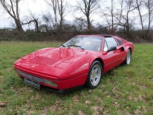 Ferrari 328 GTS Targa - beautiful color