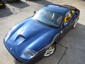 Picture of 2002 Ferrari 575F1 Wanted