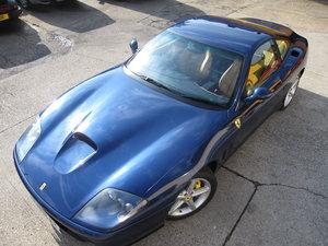 2002 Ferrari 575F1 Wanted