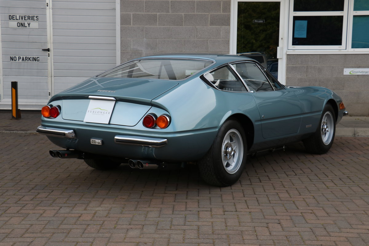 1968 Ferrari 365 GTB/4 'Daytona' - Classiche Certified For Sale (picture 3 of 6)