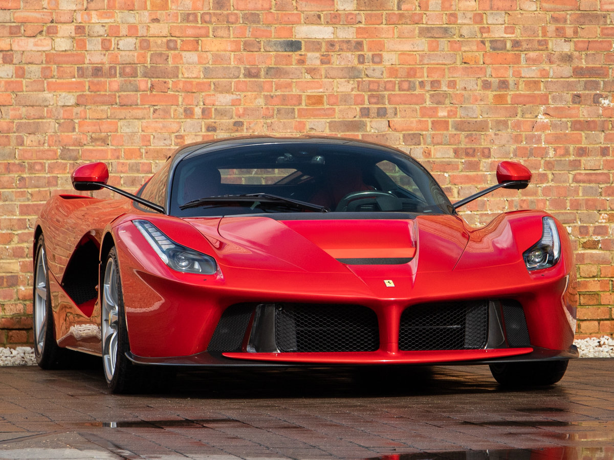 2016 Ferrari LaFerrari SOLD (picture 1 of 6)