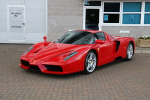 Ferrari Enzo - Recent New Clutch + Classiche Certification