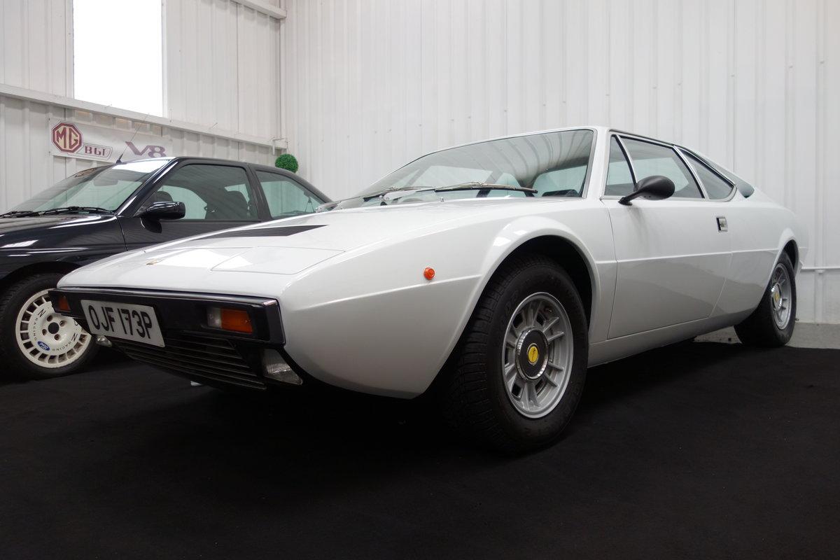 1976 Ferrari 308 GT4 Dino  in original Bianco Polo For Sale (picture 2 of 6)