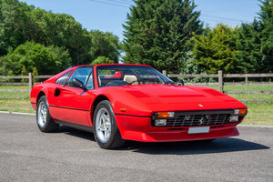 Picture of 1984 Ferrari 308 GTS Quattrovalvole SOLD