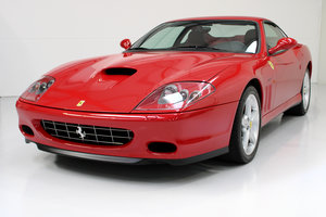 2005 Ferrari 575M Only 3,225 km Original & Documented