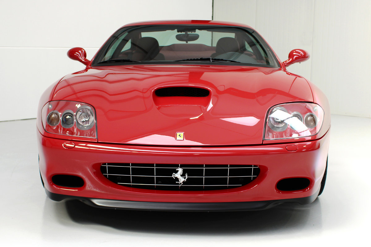 2005 Ferrari 575M Only 3,225 km Original & Documented For Sale (picture 4 of 6)