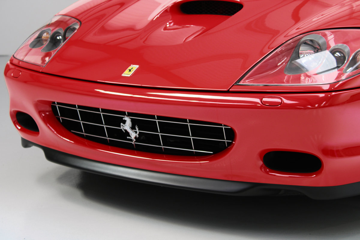 2005 Ferrari 575M Only 3,225 km Original & Documented For Sale (picture 5 of 6)