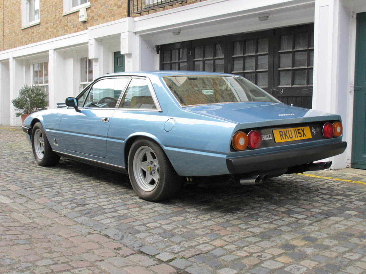 1982 The best 400i in existence...only 16000 miles For Sale (picture 6 of 6)