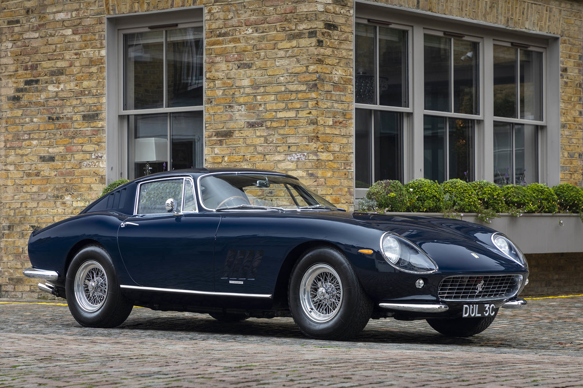 1965 Ferrari 275 GTB6C For Sale (picture 1 of 12)