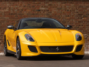 Picture of 2011 Ferrari 599 GTO SOLD
