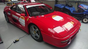 Ferrari F355 GTB Road legal race car to challenge spec