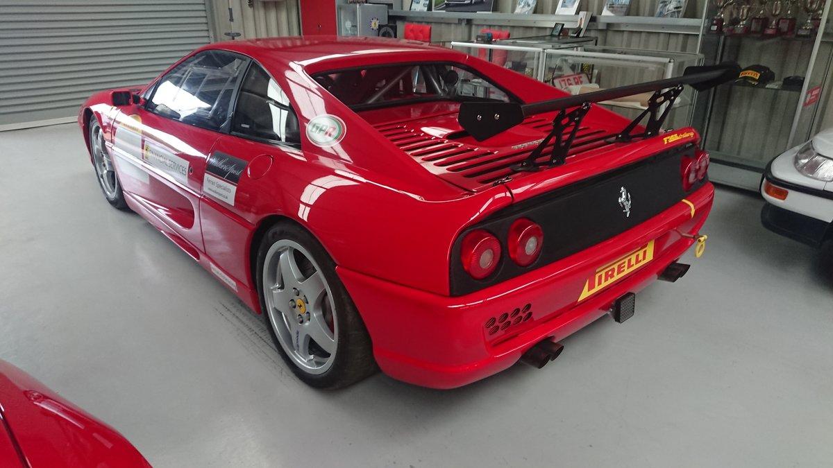 1995 Ferrari F355 GTB Road legal race car to challenge spec For Sale (picture 2 of 5)