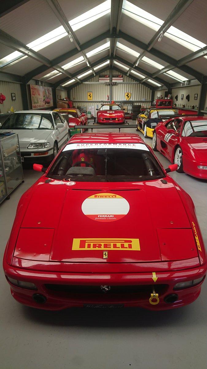 1995 Ferrari F355 GTB Road legal race car to challenge spec For Sale (picture 4 of 5)