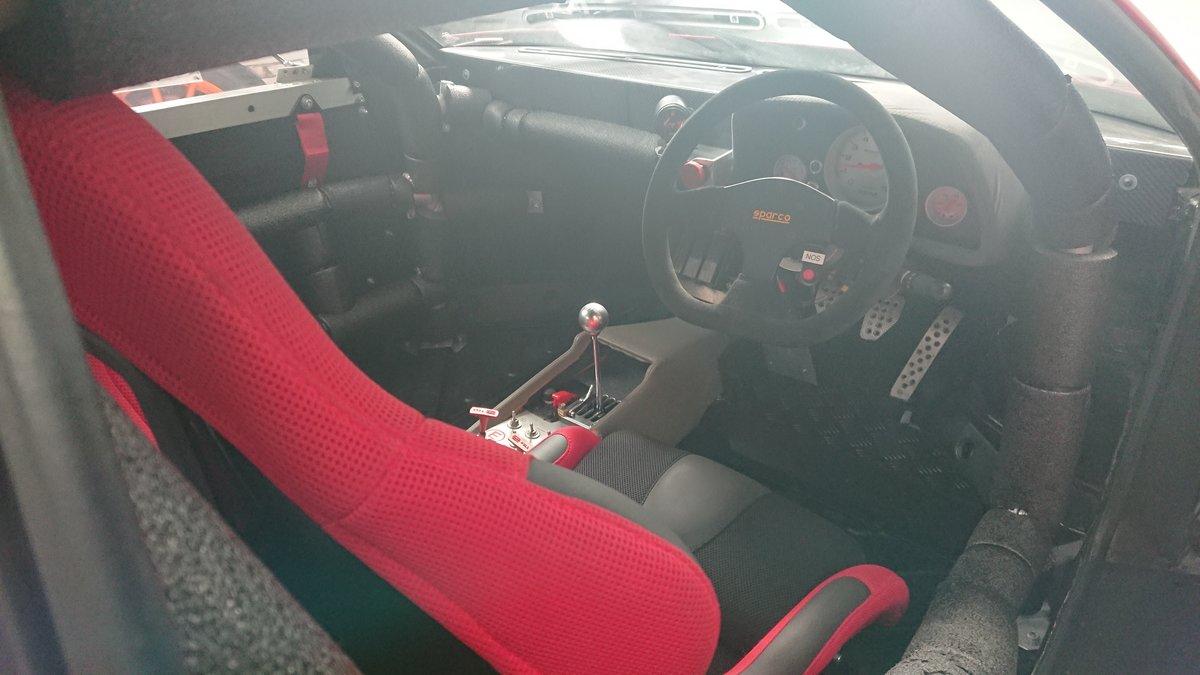 1995 Ferrari F355 GTB Road legal race car to challenge spec For Sale (picture 5 of 5)