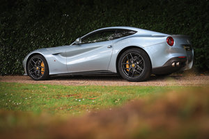 STRIKING F12 - 2 OWNERS - EXTENDED WARRANTY - RECENT SERVICE