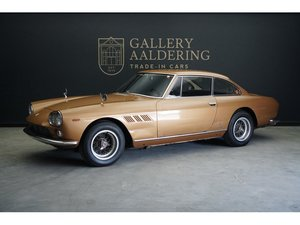 Ferrari 330 GT matching numbers, rare colour, early series.