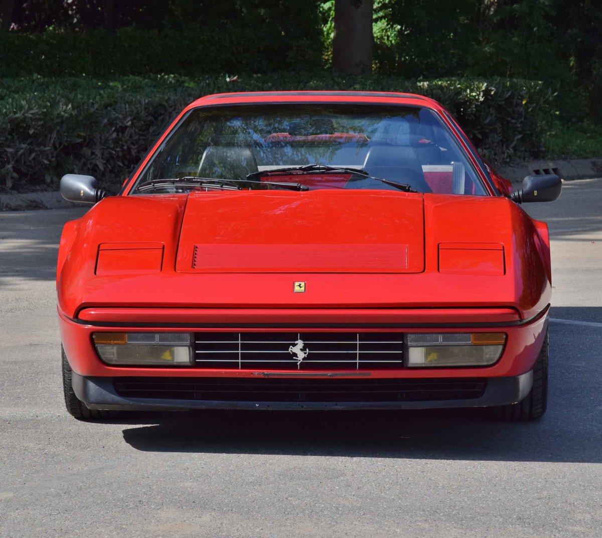 Ferrari 328 GTS Quattrovalvole (1987) convertible red 270 hp For Sale (picture 6 of 6)