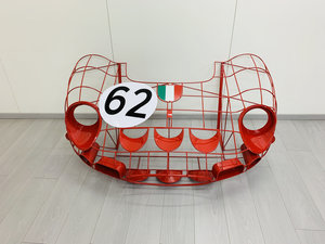 1962 250 GTO Wireframe Nose