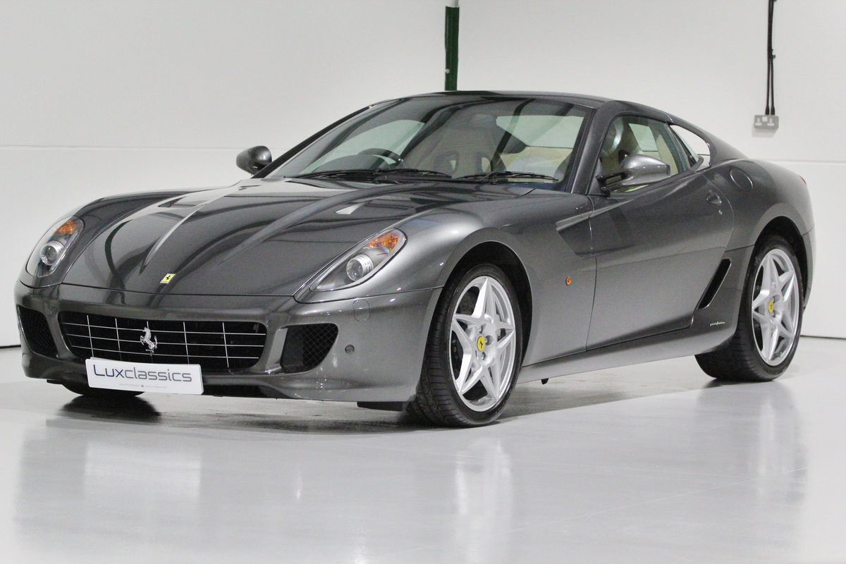 2008 FERRARI 599 GTB FIORANO RHD Very low milage one owner For Sale (picture 1 of 6)