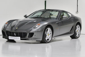 2008 FERRARI 599 GTB FIORANO RHD Very low milage one owner