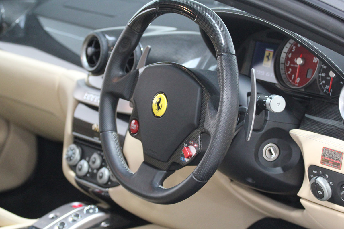 2008 FERRARI 599 GTB FIORANO RHD Very low milage one owner For Sale (picture 6 of 6)