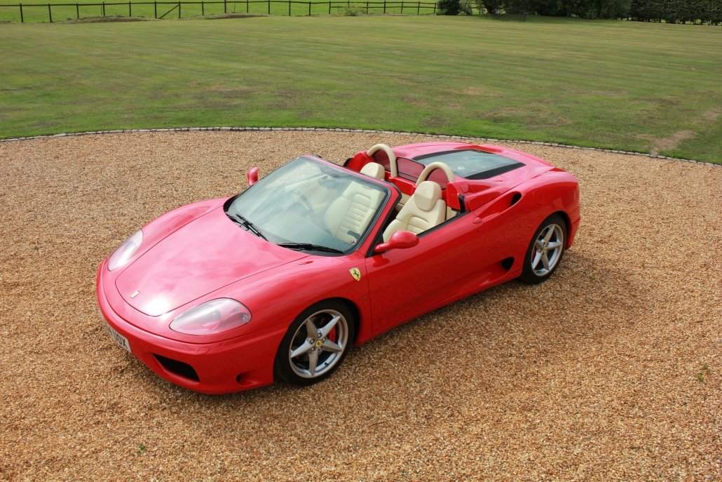 2005 FERRARI 360 SPIDER F1  For Sale (picture 8 of 20)