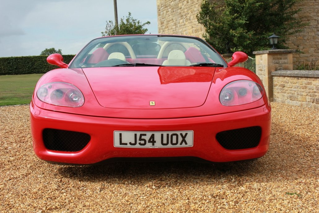 2005 FERRARI 360 SPIDER F1  For Sale (picture 9 of 20)