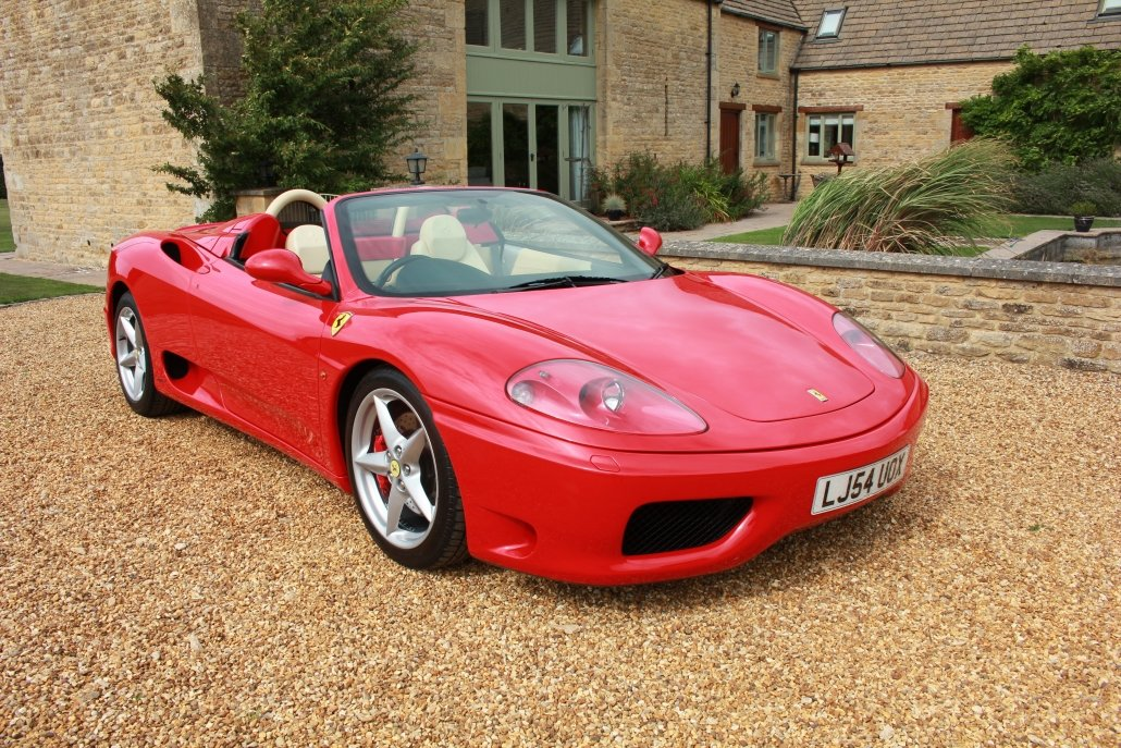 2005 FERRARI 360 SPIDER F1  For Sale (picture 10 of 20)