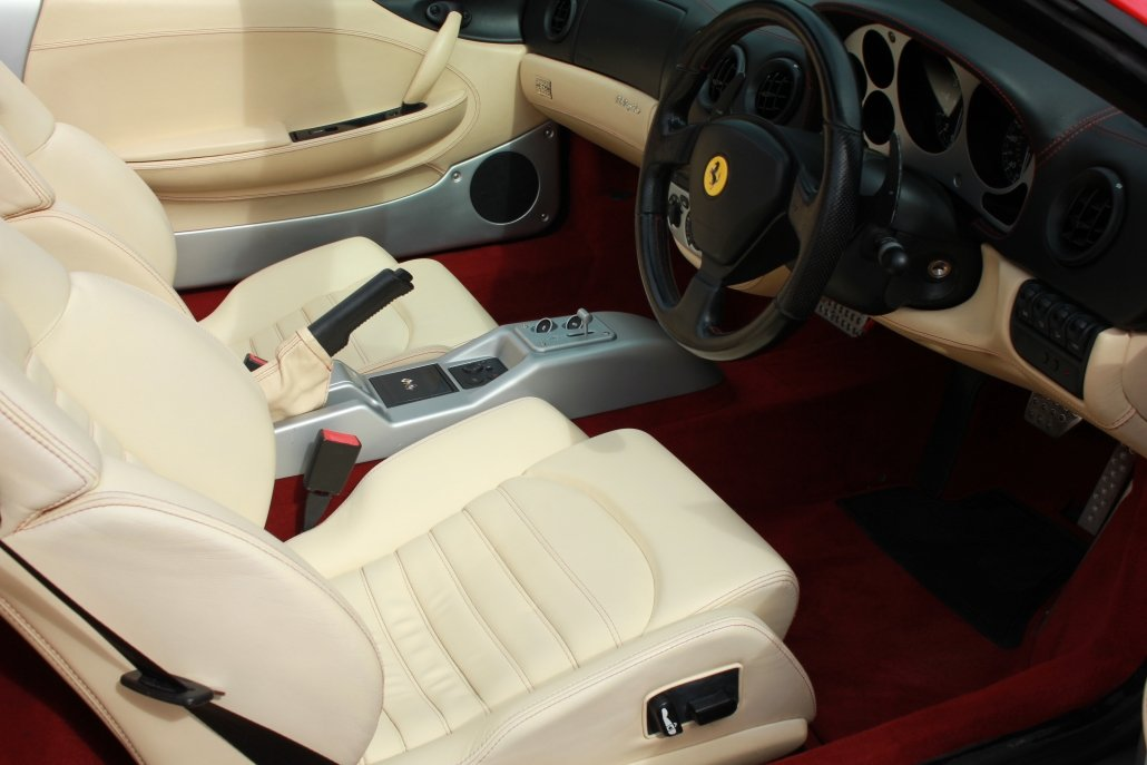 2005 FERRARI 360 SPIDER F1  For Sale (picture 13 of 20)