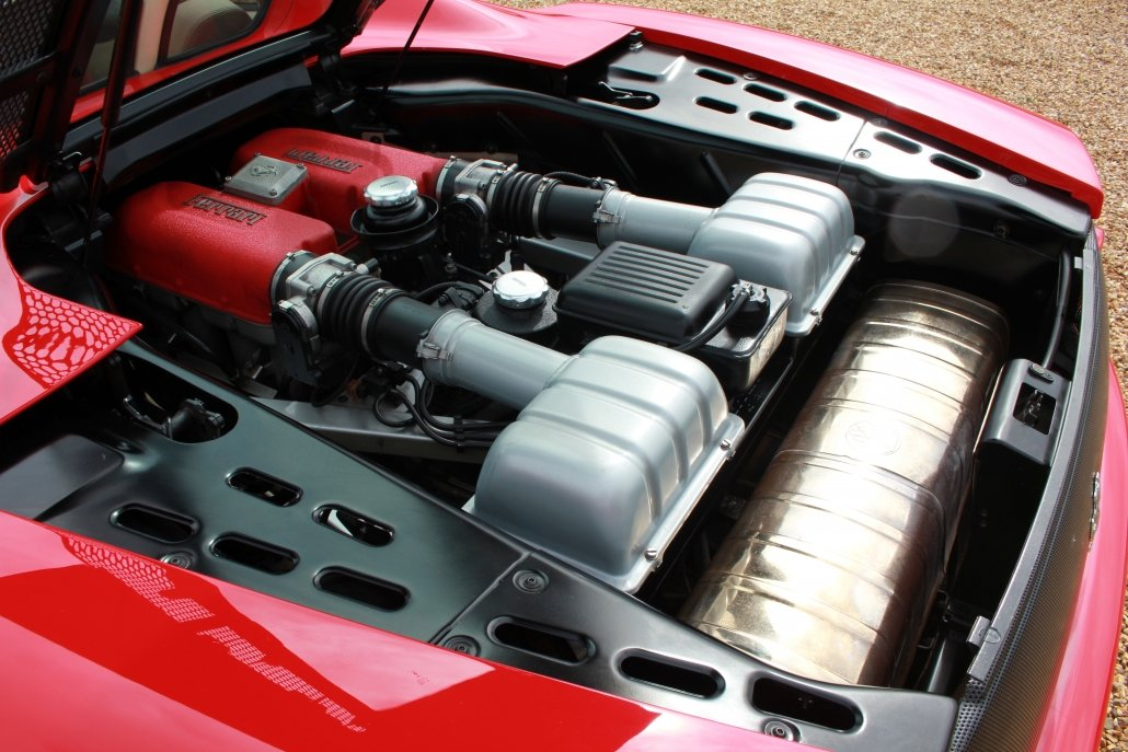 2005 FERRARI 360 SPIDER F1  For Sale (picture 15 of 20)