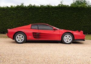 1987 Ferrari Testarossa For Sale by Auction
