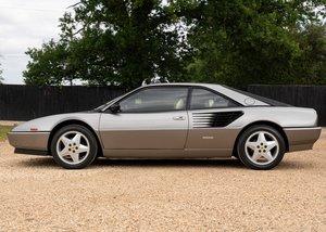 1988 Ferrari Mondial Quattrovalvole GTB (3.2 litre) For Sale by Auction
