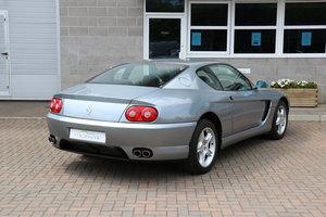 1998 Ferrari 456 GTA - Recent Cambelt Service