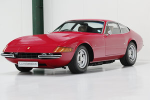 1973 Ferrari GTB/4 Daytona rare RHD