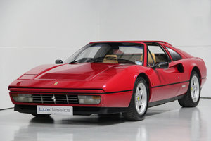1986 FERRARI 328GTS RHD COMPREHENSIVE HISTORY