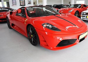 2009 F430 Scuderia Spider 16M (LHD) For Sale