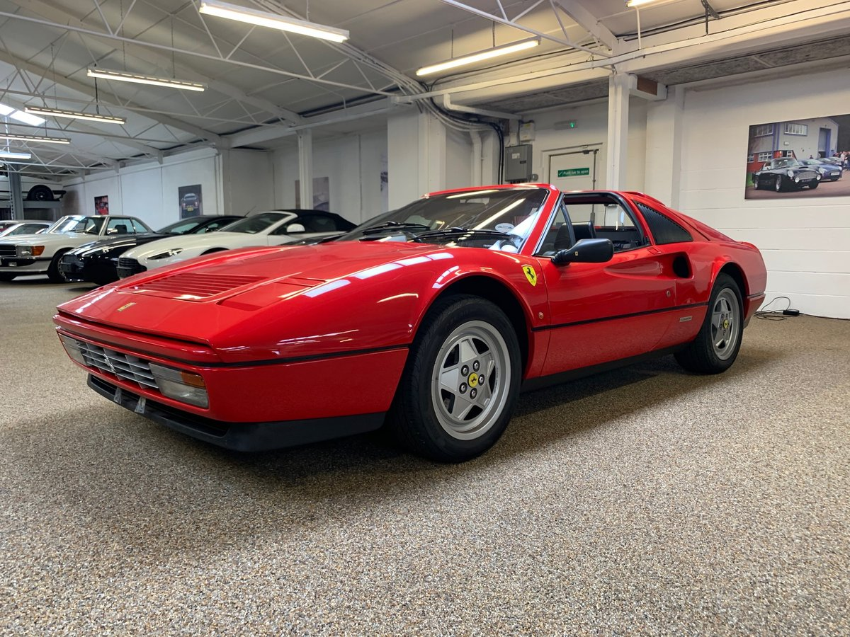 1989 FERRARI 328 GTS FOR SALE ** GREAT HISTORY FILE ** For Sale (picture 1 of 6)