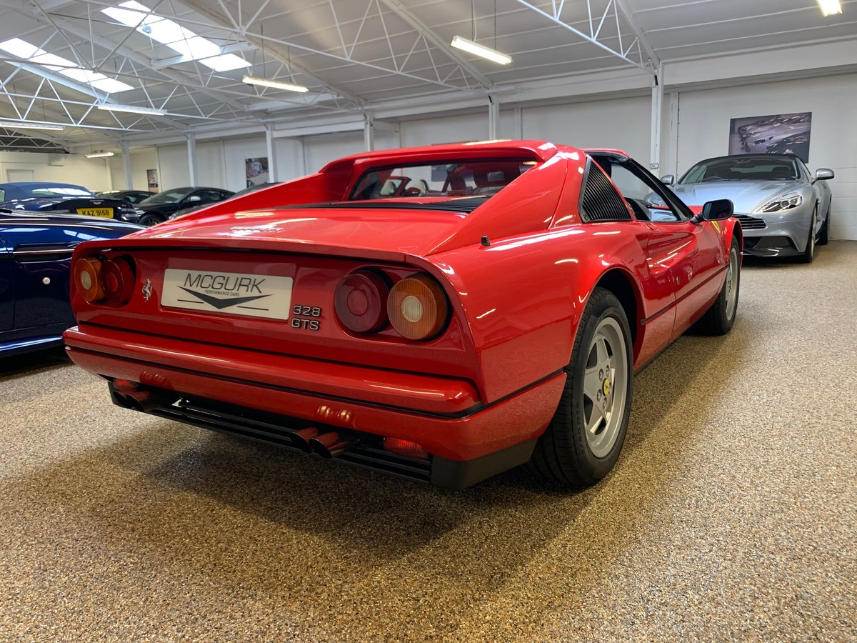 1989 FERRARI 328 GTS FOR SALE ** GREAT HISTORY FILE ** For Sale (picture 2 of 6)