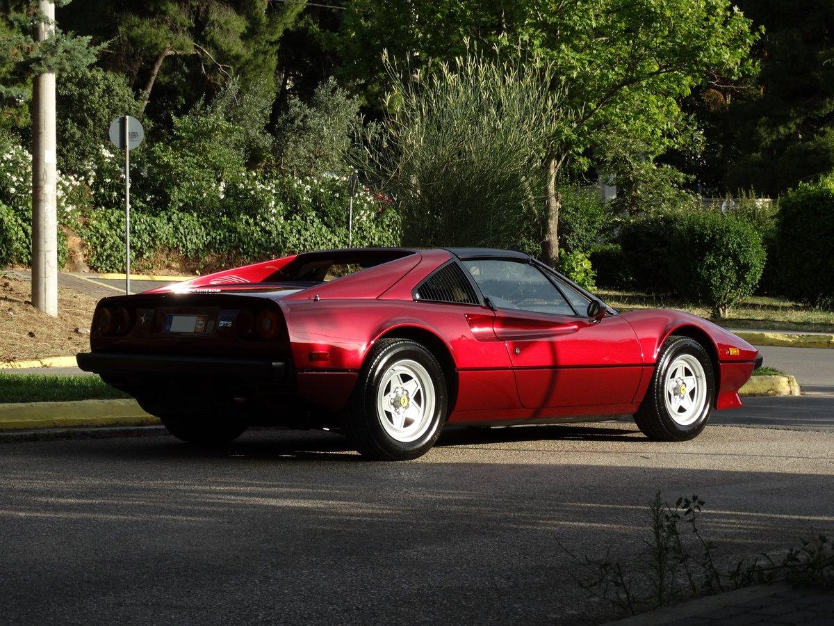 1978 Ferrari GTS, Rosso Rubino with beige, show condition For Sale (picture 2 of 6)