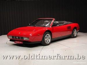 Picture of 1991 Ferrari Mondial T Cabriolet '91 For Sale