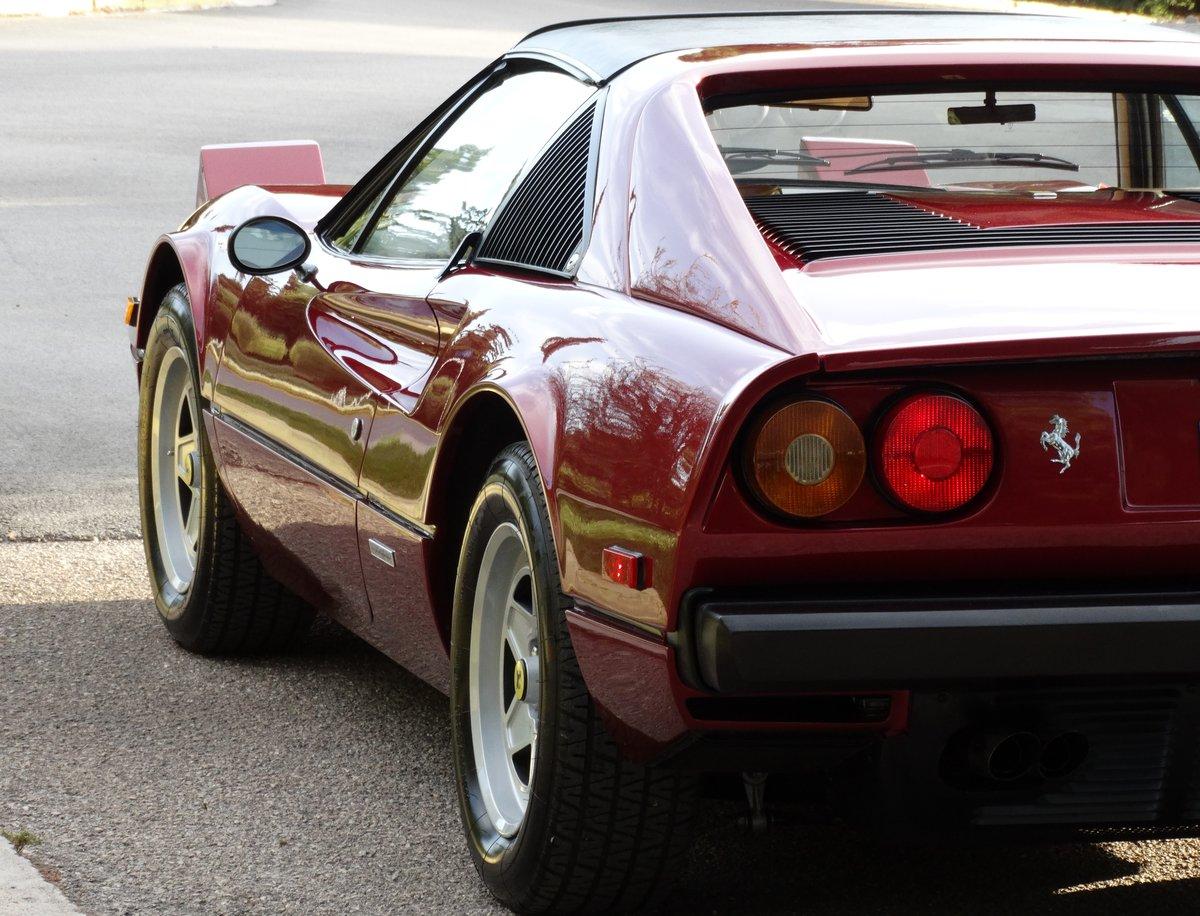 1978 Ferrari GTS, Rosso Rubino with beige, show condition For Sale (picture 4 of 6)