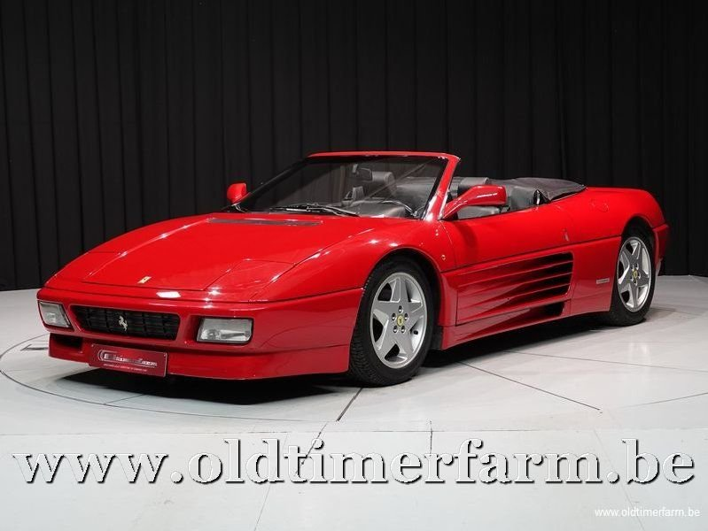 1994 Ferrari 348 Spider '94 For Sale (picture 1 of 6)