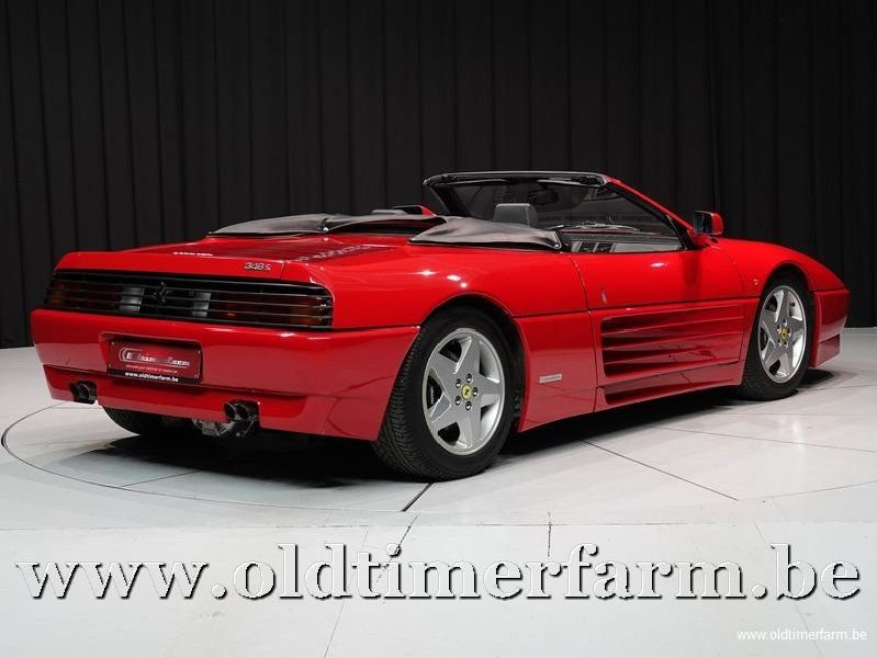 1994 Ferrari 348 Spider '94 For Sale (picture 2 of 6)