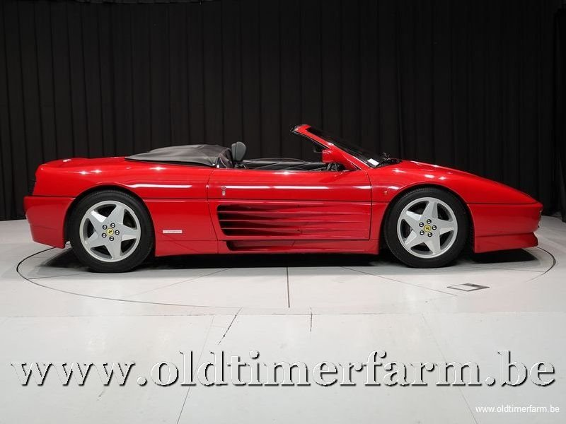 1994 Ferrari 348 Spider '94 For Sale (picture 3 of 6)