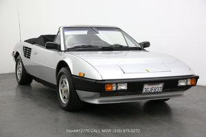 1984 Ferrari Mondial Cabriolet