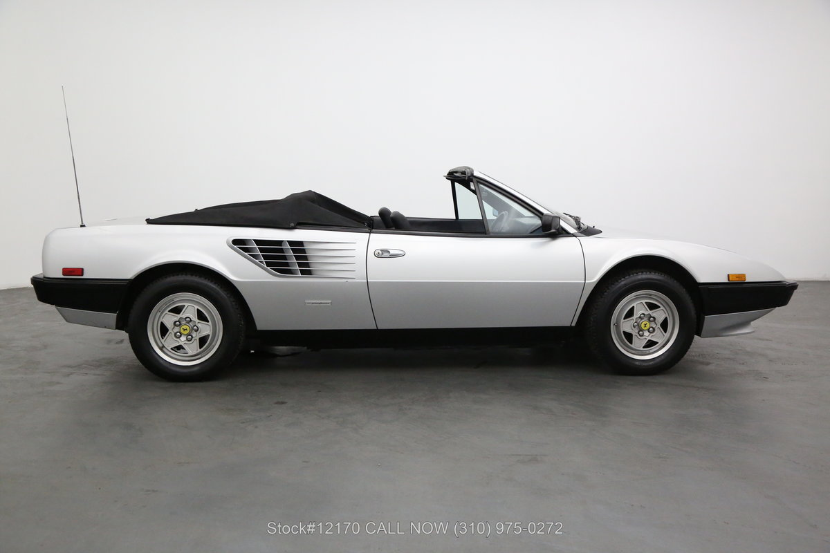 1984 Ferrari Mondial Cabriolet For Sale (picture 2 of 6)